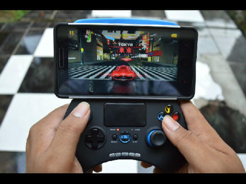 [ITECH] IPEGA 9028 WITH TOUCHPAD GAMEPAD ANDROID IOS PC
