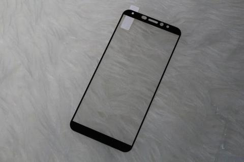 TEMPERED GLASS IFINIX HOT S3 X573 COLOR FULL COVER TERMURAH