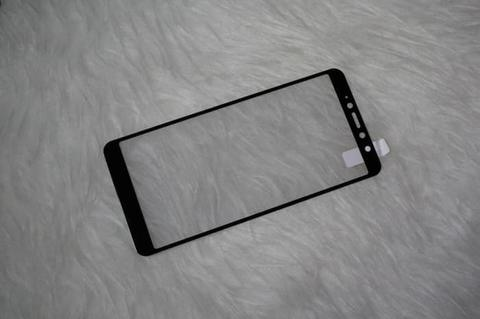 TEMPERED GLASS XIAOMI 2S COLOR FULL COVER TERMURAH BLACK ONLY