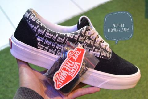 VANS ERA 95 BLACK (PREMIUM QUALITY)