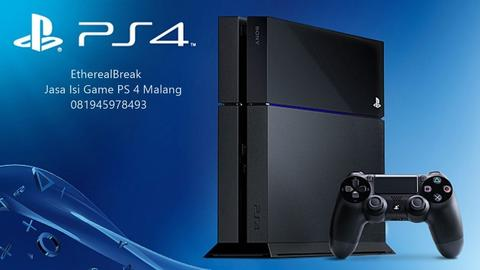 Jasa Isi Game PS 4 MALANG