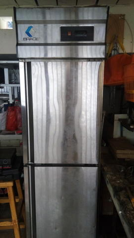 Upright Chiller BRACE 2 Pintu