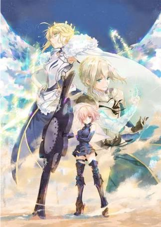 JUAL Joki FGO/Fate Grand Order NA Exp Card, Material, Story, Free Quest, Event, QP