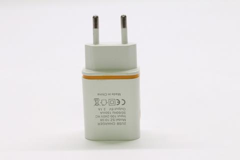 CHARGER USB 1801 MODEL SZ (2 USB)