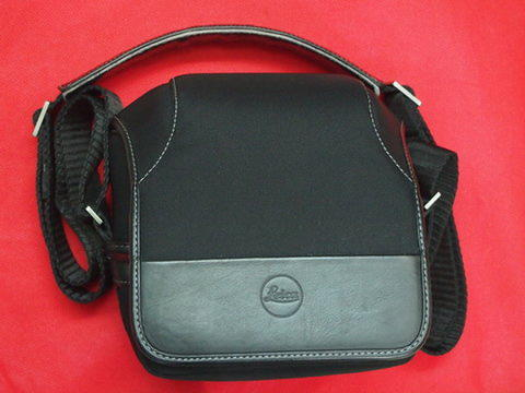 Leica case bag black 18746 for series DLUX TYP 109M TL2 Q X M10 M-P M8 M9