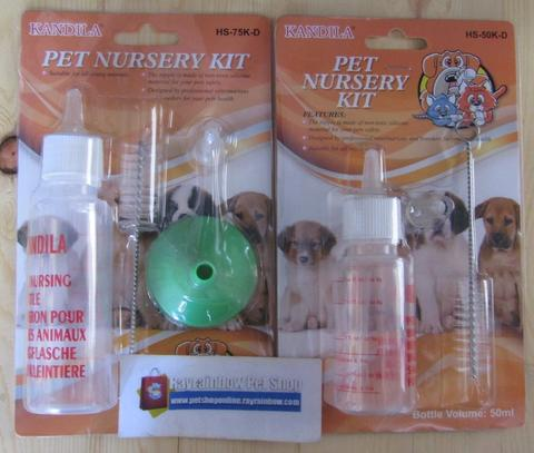 Pet Noursey Kit- Dot Kucing