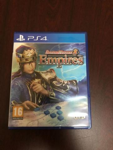 BD ps 4 Dynasty Warrior 8 Empire & Exteme Legend (2nd)