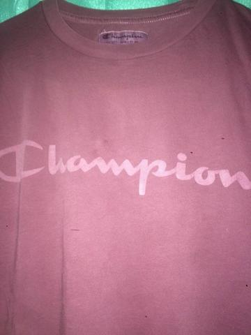 Champion Bleach Wash Tee Purple (Original)