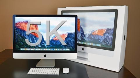  JUAL [Second]iMac 27-inch Retina 5K - 2017 | MNED2  Bukan MacBook atau iphone