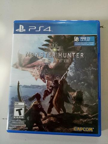 Monster hunter world reg all ps4 mulus Harga Terjun Payung