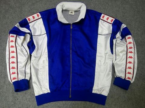 jaket vintage KAPPA full taped (fred Perry, champion, adidas, fila, ellesse, lonsdale