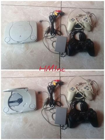 PLAYSTATION ONE PS1 FULL SET