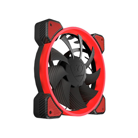 [JoJo CompTech] COUGAR VORTEX FR 120 Red LED 12CM Fan