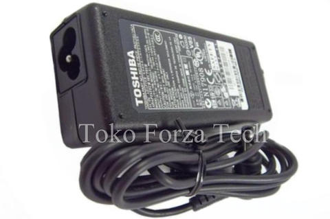 Adaptor Laptop TOSHIBA 19V 3.42A (5.5*2.5mm) 65W