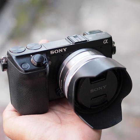 Sony NEX 7 / NEX-7 Kit 16mm - GOOD CONDITION | 0116