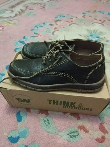 Sepatu Kulit Asli Leather Weinbrenner Original New 41