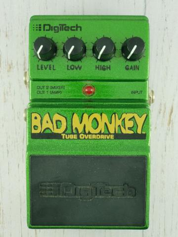 Pedal Digitech Overdrive Bad Monkey