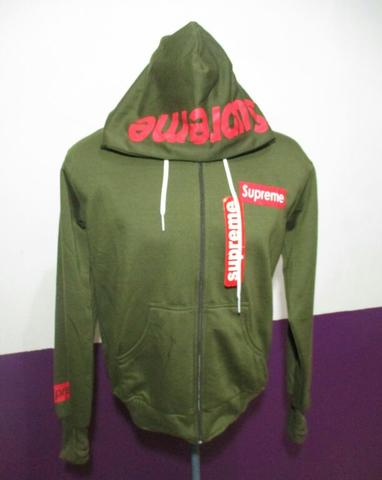 Jaket Supreme Sweater Full Over Casual