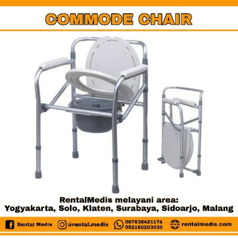 KURSI BAB (Commode Chair)