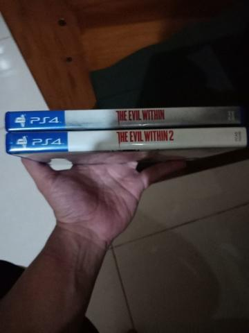 The Evil Within Collection 1-2 Reg 3