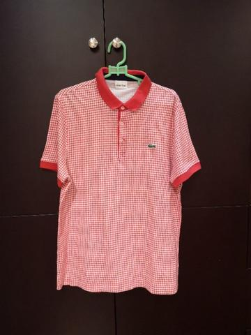original Lacoste Live Polo Shirt pre-loved