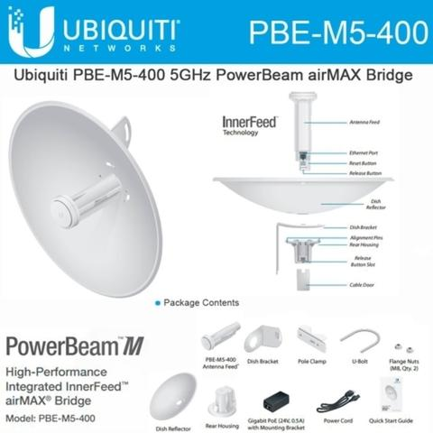UBiQUiTi Power Beam M5-400 / PBE M5-400