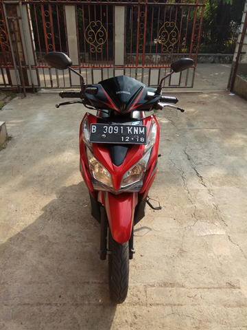 Vario Techno PGM FI th 2013