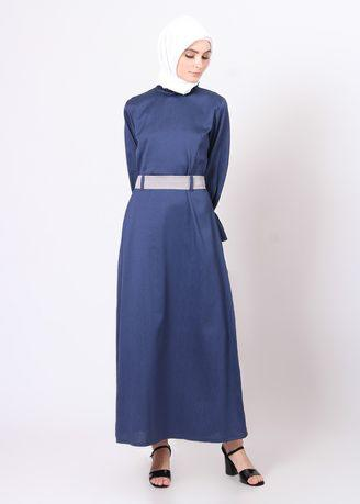 Restu Anggraini - Gamis Long dress Prisa