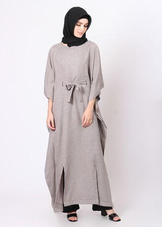 Restu Anggraini Kaftan Utari Gamis Long Dress