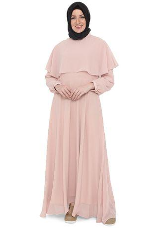 JAVA SEVEN Jihan Women Muslim Fashion Pink