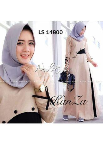 Kanza Dress Muslimah