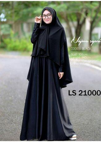 Najwa Dress Syari