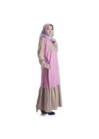 New Dress Muslim Wanita Nurul