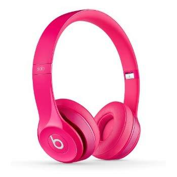 Beats Solo 2 Wired ( Gloss Pink )