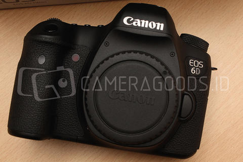 [ CAMERA GOODS ] FS Canon EOS 6D WIFI & GPS Body Only - Like New Condition. SC 8K
