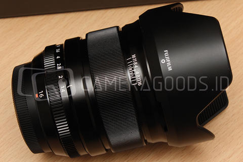 [ CAMERA GOODS ] FS Fujinon XF 16mm F1.4 R WR Like New Condition