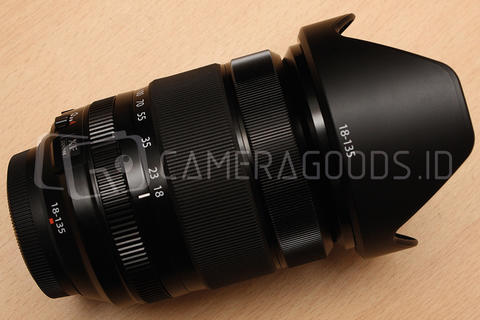 [ CAMERA GOODS ] FS Fujinon XF 18-135mm F3.5-5.6 R LM OIS WR - Like New Condition