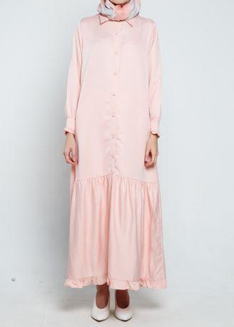 Carrie Dress F - Peach