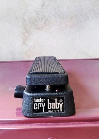 Dunlop Mister Crybaby Super Volume Wah Cry baby