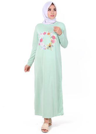 Gamis Catrin GM 128 - Green