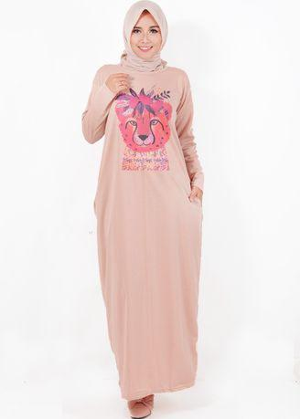 Gamis Reva GM 179 - Brown