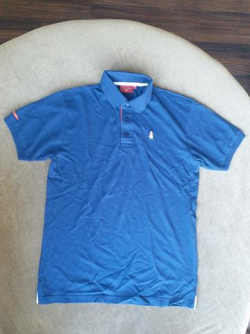 Hush Puppies Polo Original Navy