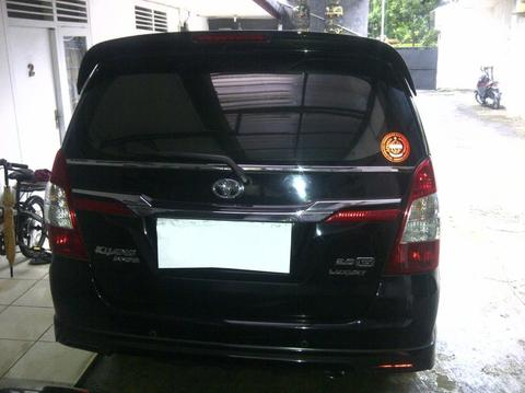 Innova tahun 2015 G Luxury matic