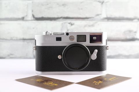 JOELCAM - LEICA M8 BODY ONLY - SILVER - MULUS - NO BOX