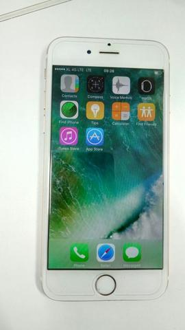 Jual iPhone 6 16GB Gold Murah - Mulus Terawat Full Set
