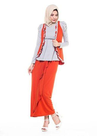 Khaleena Muslim Dress 501
