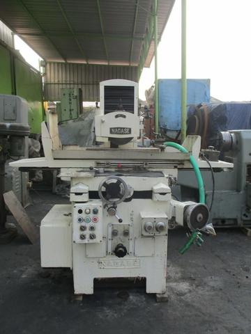 Mesin Surface Grinding 200 X 600 NAGASE Made Japan Bekas