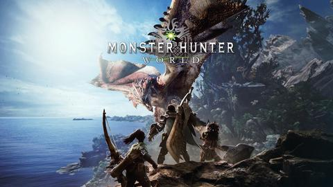 MONSTER HUNTER: WORLD [STEAM - PC]