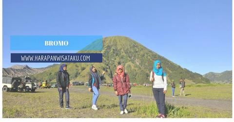 One day tour Bromo Every Weekend