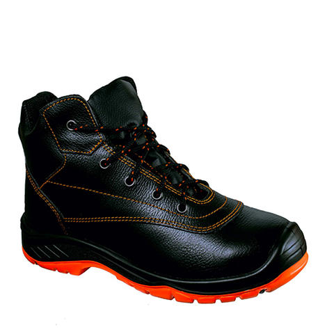 Sepatu Safety Shoes Commando Ankle Boot 9218 Murah